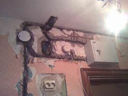 Замена электропроводки в Мурманске