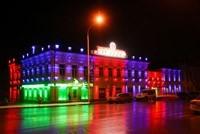Наружное освещение: архитектурное освещение зданий и фасадов в г.Мурманск